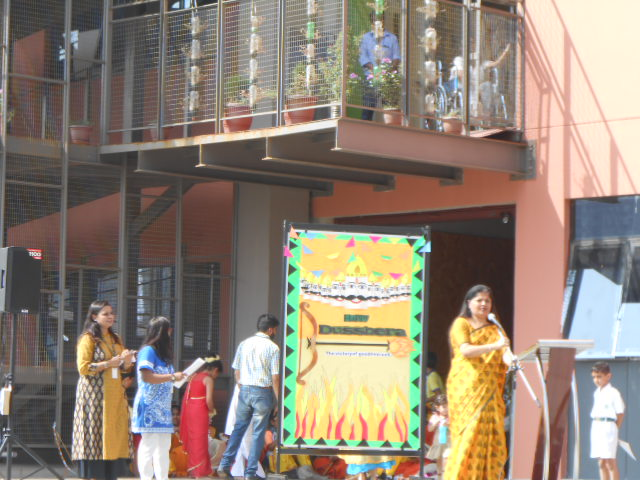 Dussehra Assembly
