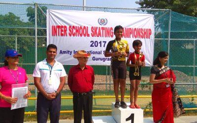 Inter School Roller Skating Championship
