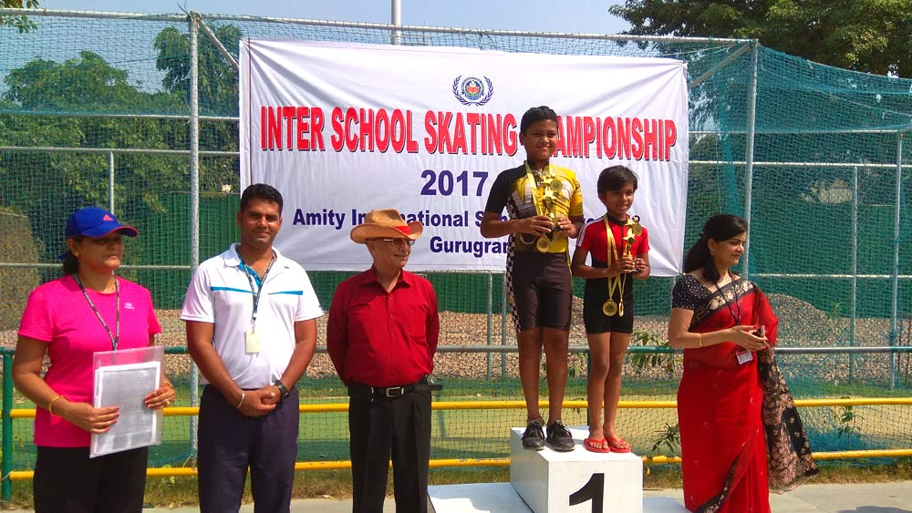 Inter School Roller Skating Championship