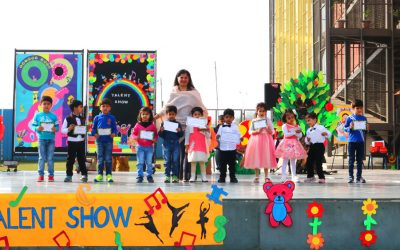 Talent Show By Nursery