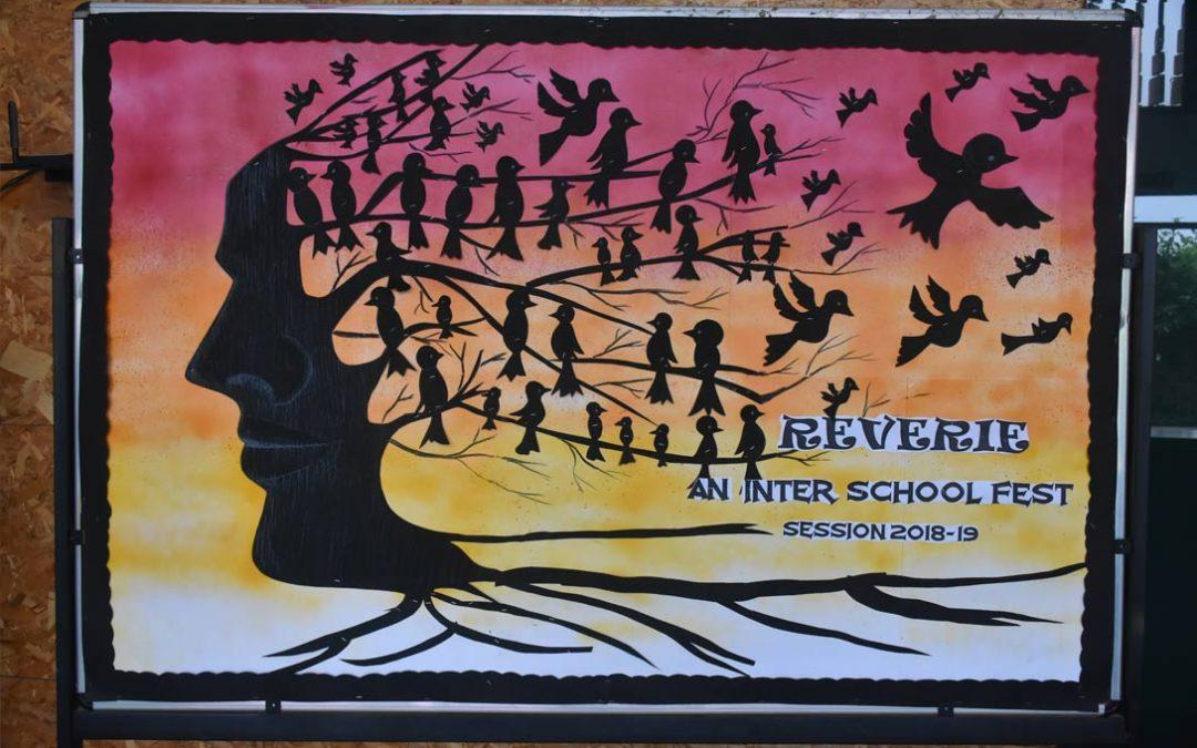 FIRST DAY OF INTER SCHOOL FEST, REVERIE IN DPS-84, GURUGRAM